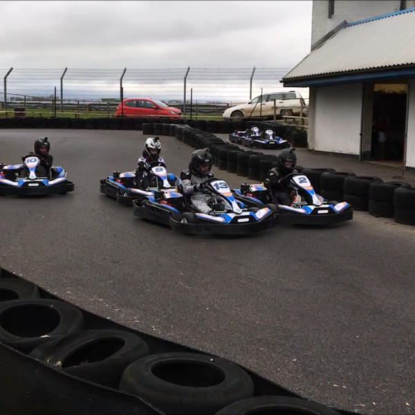 Junior Kart Racing School Photo